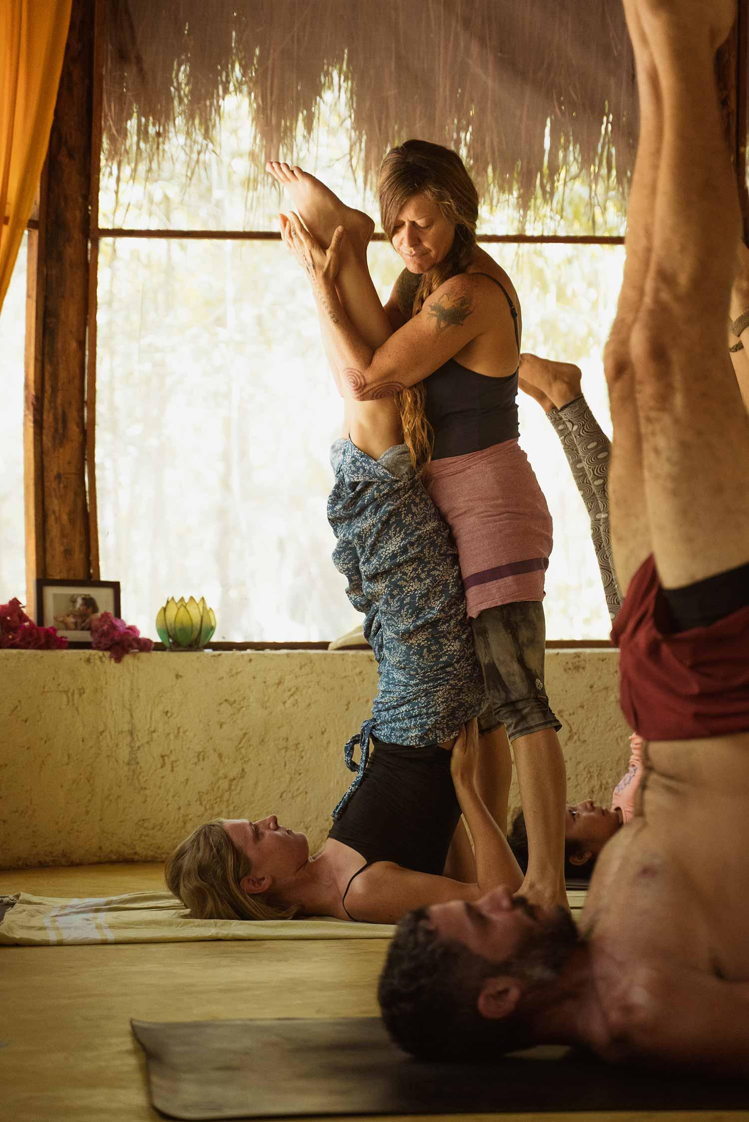 One Breath of Yoga - Community, Consciousness & Self-Realization